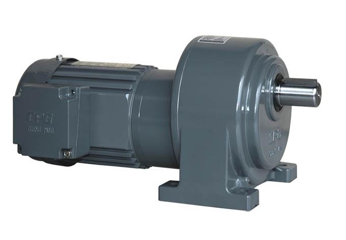 CH 臥式雙極齒輪減速電機