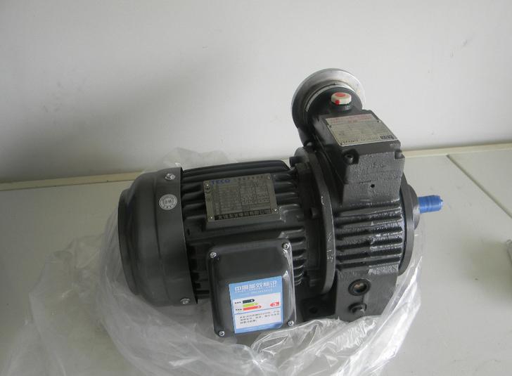 東元VS電磁調速電機