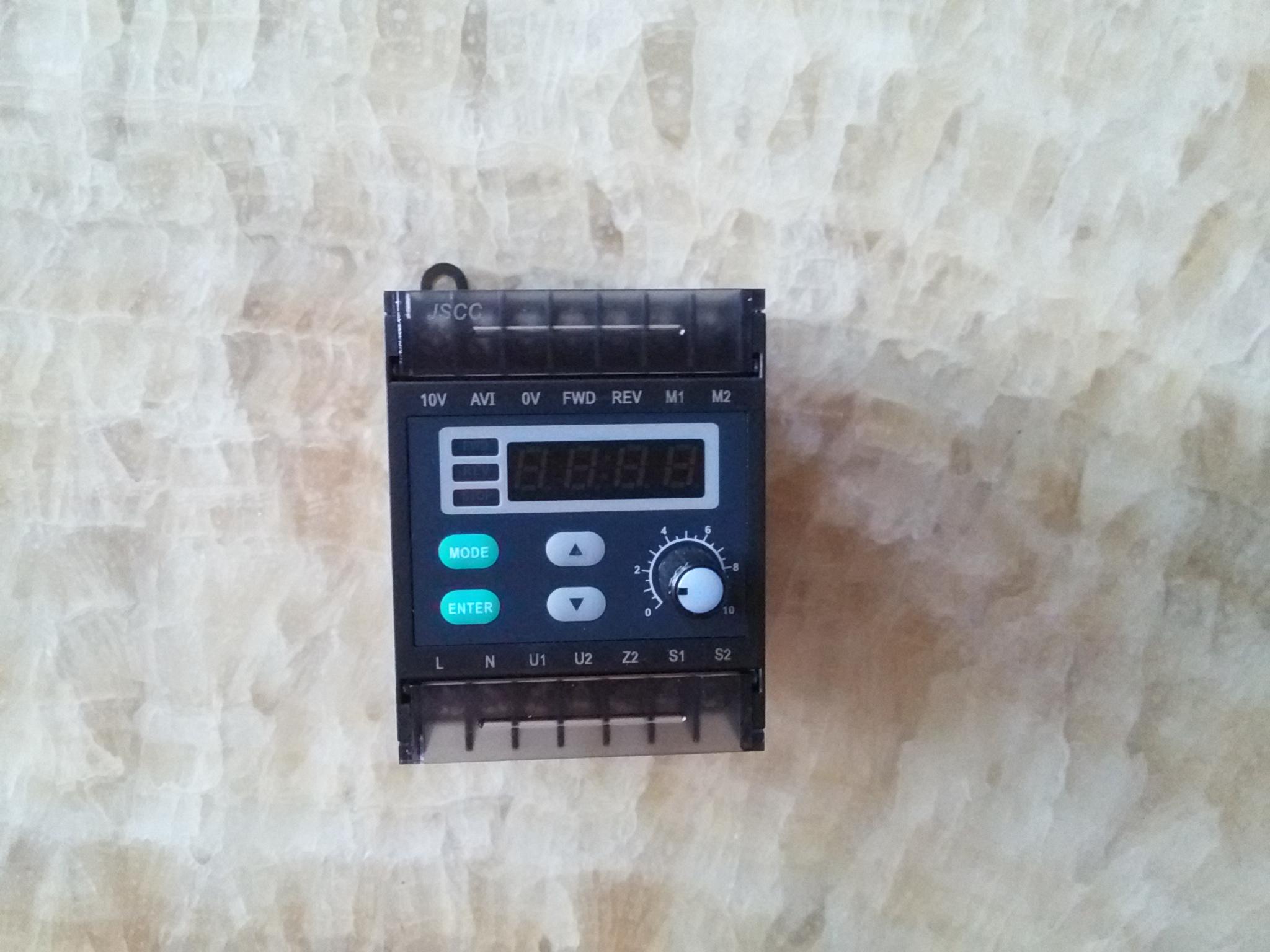 JSCC精研內置式調速器