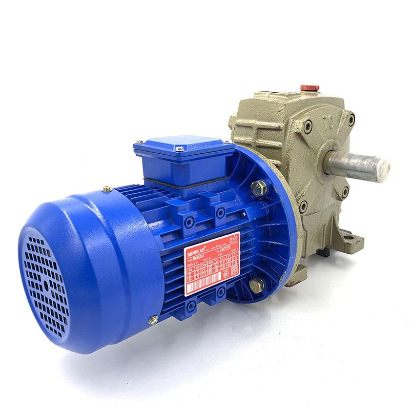 WPDA單級減速機配鋁殼電機