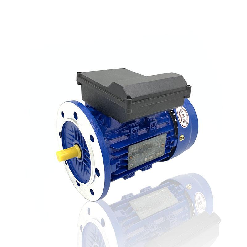 立式B5單相電機0.75KW