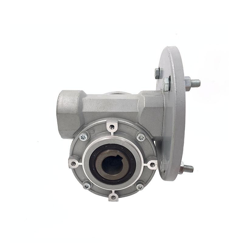 銀灰色VF渦輪減速機